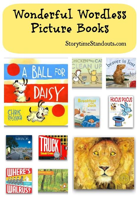 popular wordless picture books the 25 best children s picture books ideas on