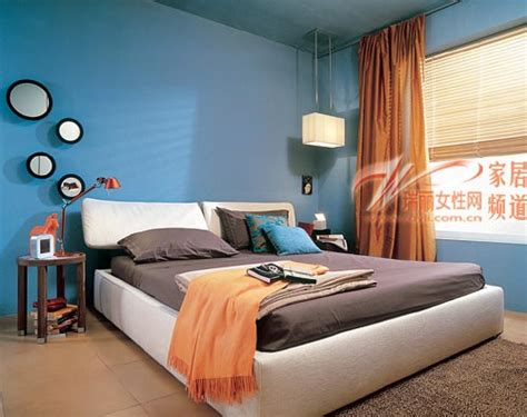 bedroom design and wall colors modern blue bedroom wall color decorations ideas