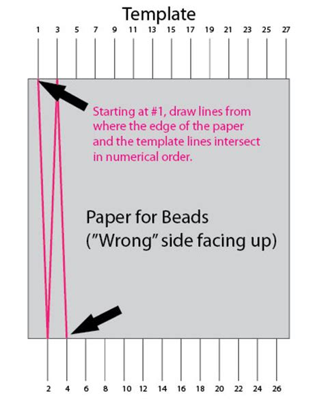 paper bead templates how to make paper from rolled paper i paper