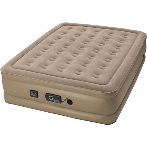 raised air bed insta bed raised air bed with neverflat ac