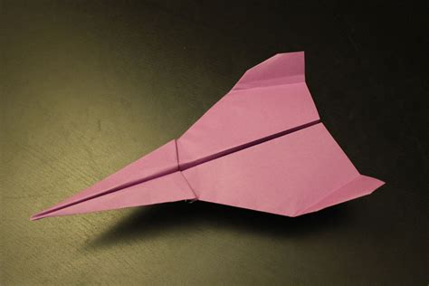 cool origami how to make a simple but cool paper plane origami in 3