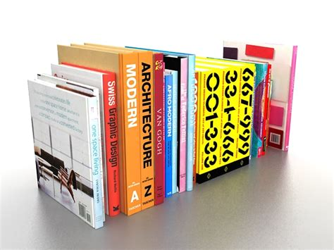 3d picture books library books 3d model 3ds max files free