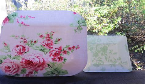 decoupage plates with fabric how to dishwasher safe decoupage with fabric