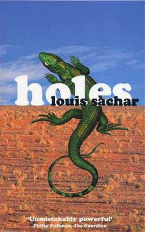pictures of holes the book holes louis sachar 9780747544593
