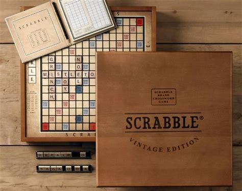 word like scrabble vintage edition scrabble board hiconsumption