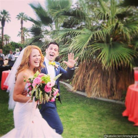 Blair Home Decor switched at birth star katie leclerc is married