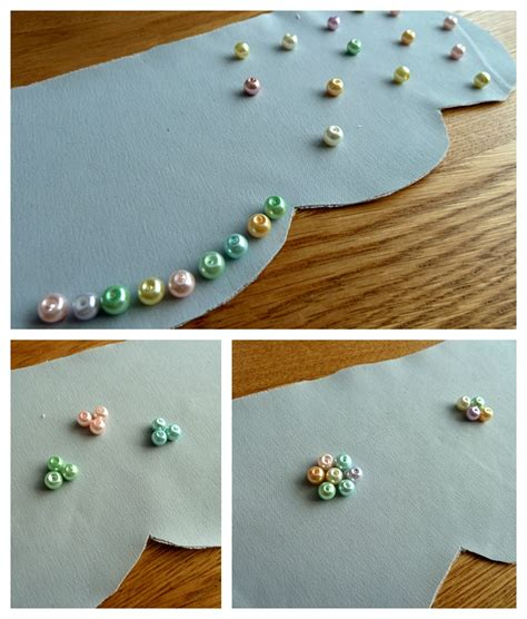 how to bead on fabric dazzling embellishment tutorial for how to sew on