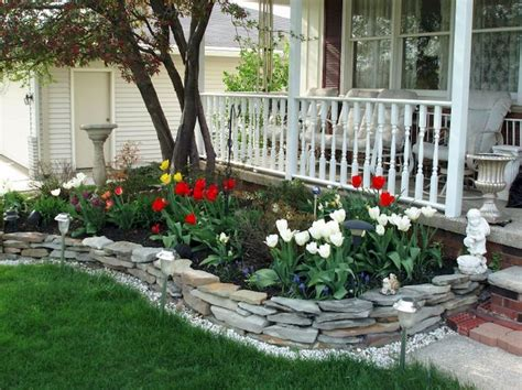 flower garden landscaping ideas best 25 landscaping ideas ideas on front