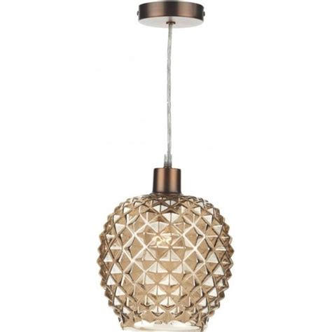 gold coloured ceiling lights dar lighting mosaic easy fit ceiling light pendant shade