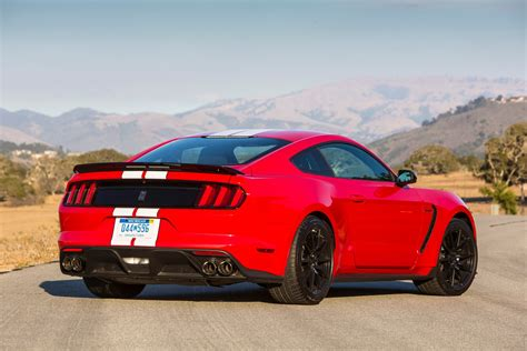 Ford Shelby Gt350 by 2016 Ford Shelby Gt350 Mustang Test Review