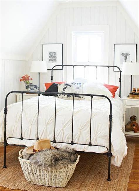 single iron bed frame iron beds