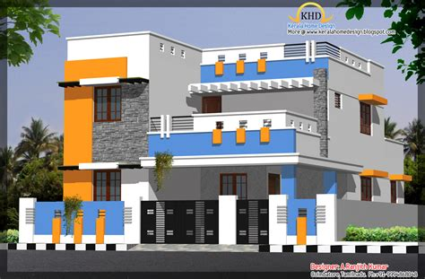 image gallery design elevations of residential buildings in indian photo