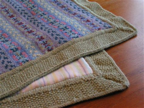 how to finish a knitted blanket knit knit frog back to the blanket touches