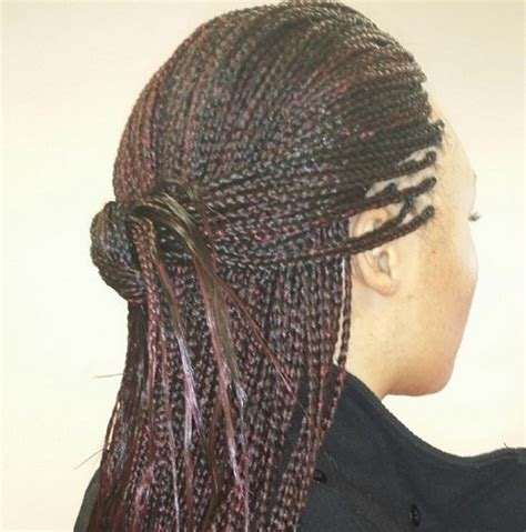 braids with box braids