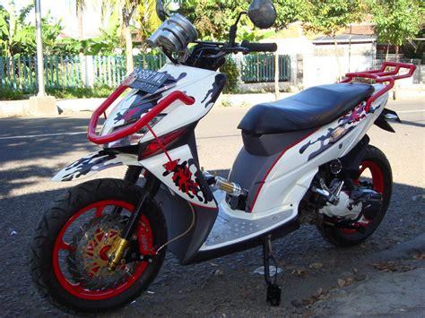 Modifikasi Matic Honda by Ganbar Modifikasi Honda Vario Matic Harga Motor Gambar