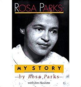 a picture book of rosa parks rosa parks my story by parks rosa author books