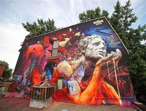 canadian painting festival recap mural international festival 2017 in