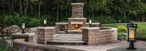 outdoor fireplace outdoor fireplaces kits ovens kitchens belgard elements