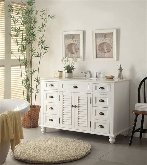 Small White Bathroom Vanities by Shabby Chic Small White Bathroom Vanities Search