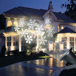 outdoor laser light projector moving outdoor led snowflake laser light projector l