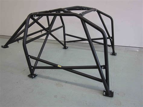 Roll Cage by F Nissan 180 Sx Cage 6 Point Bolt In Agi Roll
