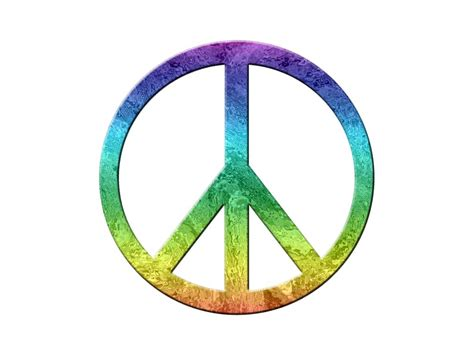 peace sign peace thimbles thimble 73 the peace sign