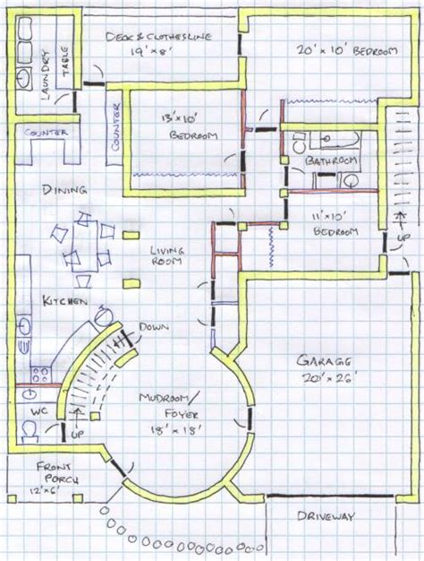 how to design a house floor plan designing my own house