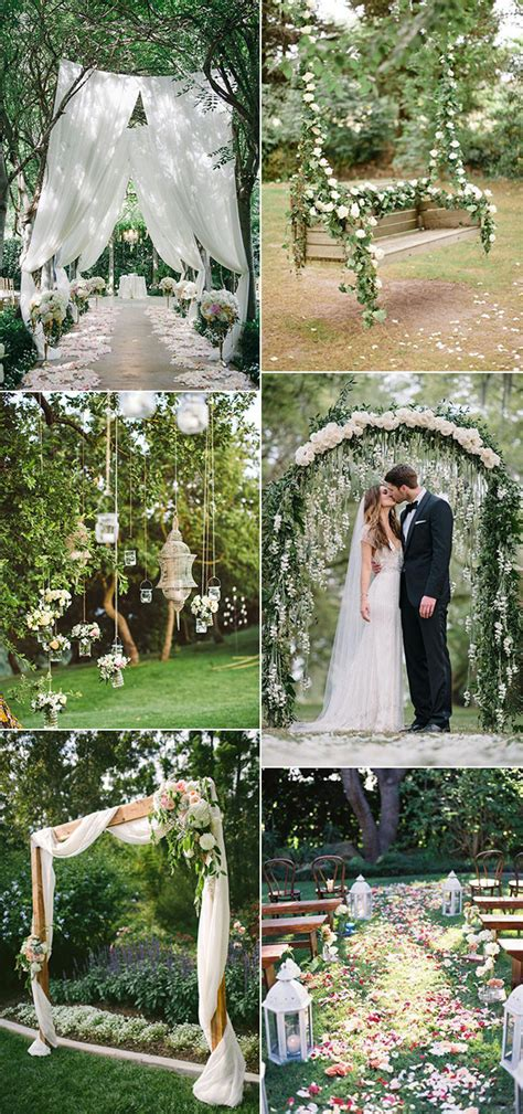 themed wedding decorations 30 totally breathtaking garden wedding ideas for 2017