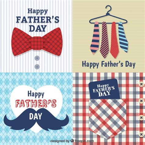 day card fathers day cards vector free