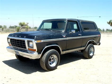79 Ford Bronco by 79 Ford Bronco For Sale In