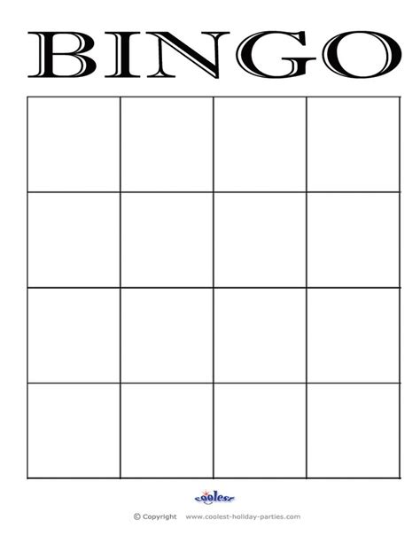how to make a bingo card 25 best ideas about bingo card template on