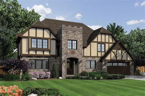 tudor house plans tudor style house plan 3 beds 3 5 baths 3560 sq ft plan