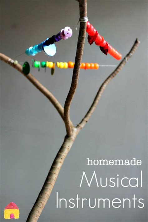 musical instrument crafts for crafts and musicals on
