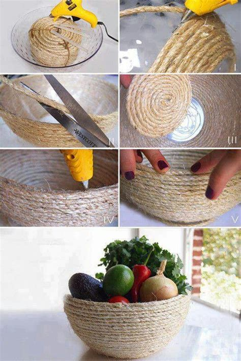 rope craft projects diy rope craft projects to do at home