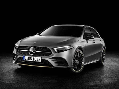 Mercedes A Class by New 2019 Mercedes A Class Ups Its Small Car