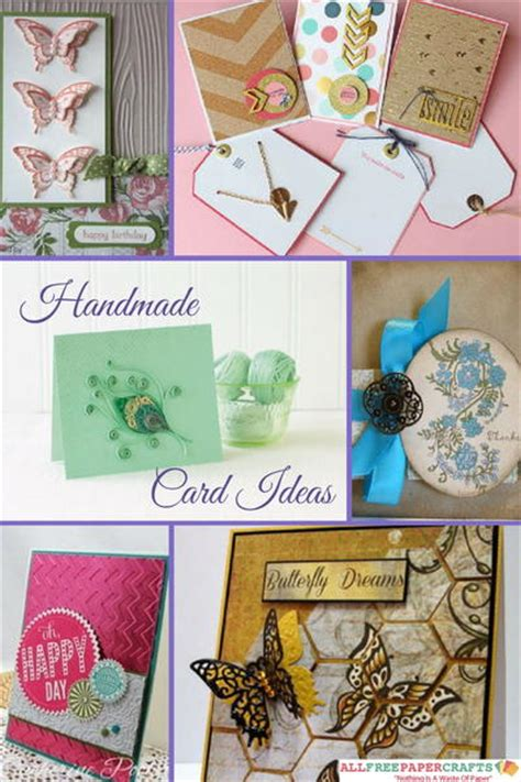 idea of greeting cards 45 handmade card ideas how to make greeting cards