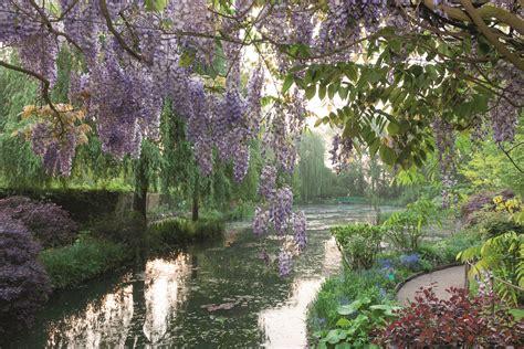 Der Garten Claude Monet In Giverny by Das Paradies Liegt Nordwestlich Claude Monets