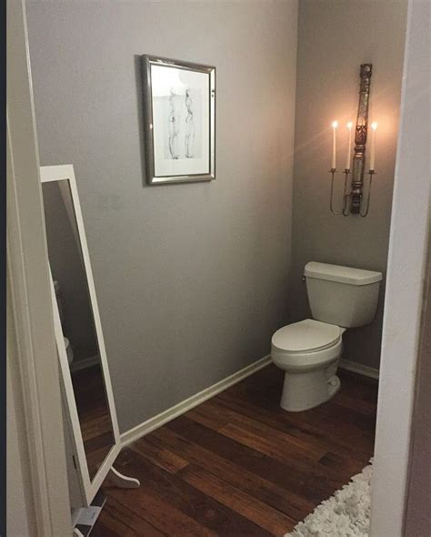 bathroom painting color ideas my bathroom redo paint is graceful grey by behr