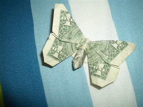 dollar bill origami butterfly smart design 187 the history of orikane money origami