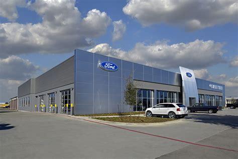 Grapevine Ford Service by Automotive Ridgemont Commercial Construction