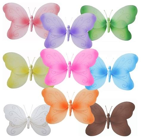 hanging ceiling decorations for nursery hanging butterfly butterflies wall ceiling