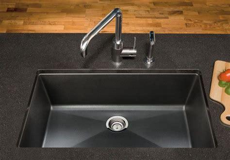color kitchen sinks blanco silgranit sink color anthracite remodeling