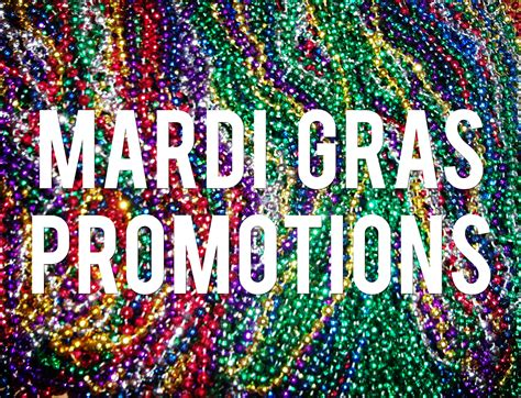 customized mardi gras advertising your brand with custom mardi gras products