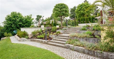 Abschüssigen Garten Gestalten by Garten Hang Anlegen Rockydurham