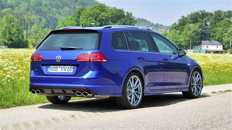 2016 volkswagen golf r variant 2016 volkswagen golf r variant drive review