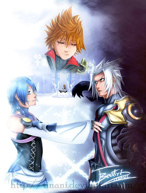 kingdom hearts birth by sleep kingdom hearts birth by sleep by tinani on deviantart
