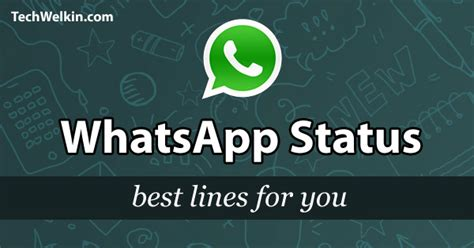 WhatsApp Status: 165 Best and Clever One Line Quotes