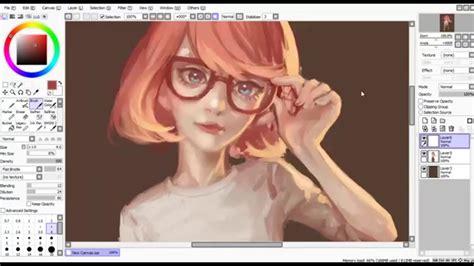 paint tool sai how to painttool sai phần mềm vẽ chibi tốt nhất hiện nay
