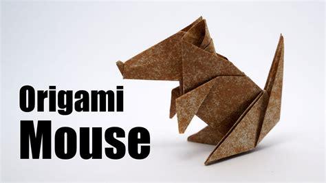 origami by jo nakashima origami mouse jo nakashima