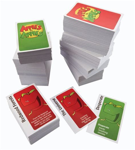 make your own apples to apples cards